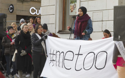 #MeToo in Sweden: Museum Collections, Digital Archiving and Hashtag Visuality